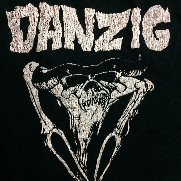 17da429929a96 Danzig Other - Vintage DANZIG Samhain Misfits Tank Top Band Shirt